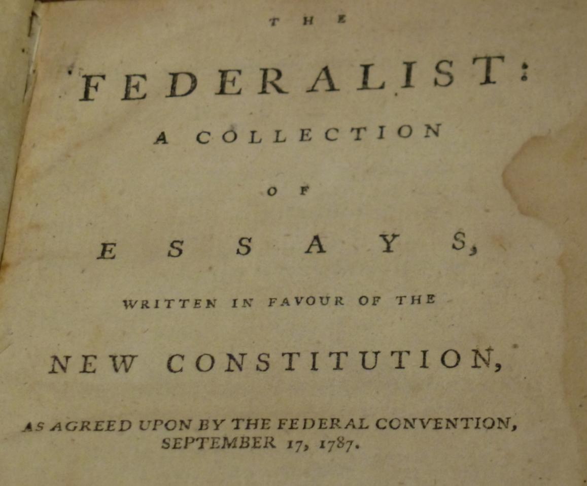 Anti Federalist Papers Pdf